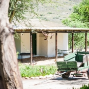 Fossil Hills Wine Farm Accommodation
