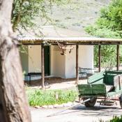 Fossil Hills Wine Farm Accommodation