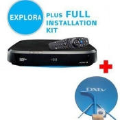 DSTV Explora Full installation - Promotion