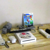Complete Nintendo Wii Console set for sale