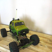 Radio control crawler for sale
