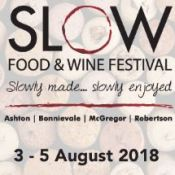 ROBERTSON SLOW - 3 to 5 August 2018